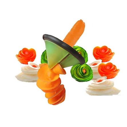 Phễu gọt dụng cụ dao tỉa hoa cà rốt