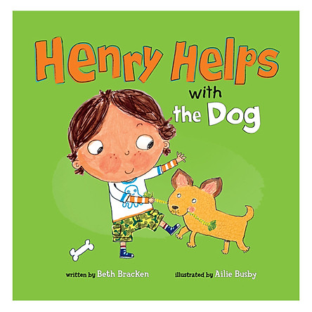 Henry Helps: With The Dog