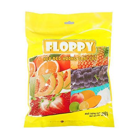 Kẹo dẻo Floppy vị trái cây 350g