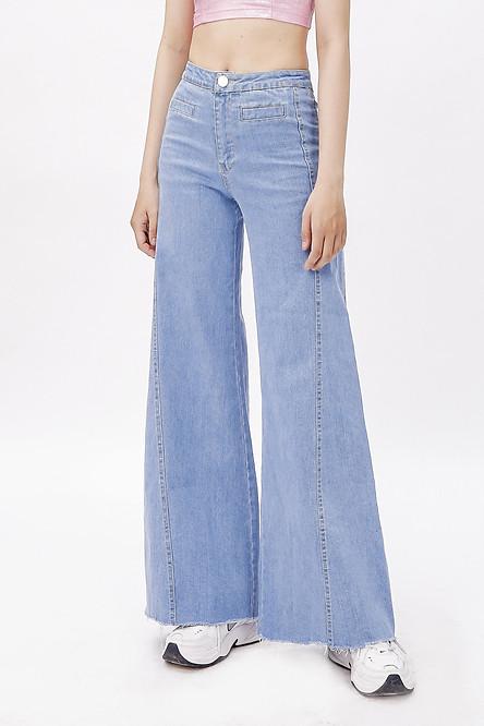 Jeans ống bát