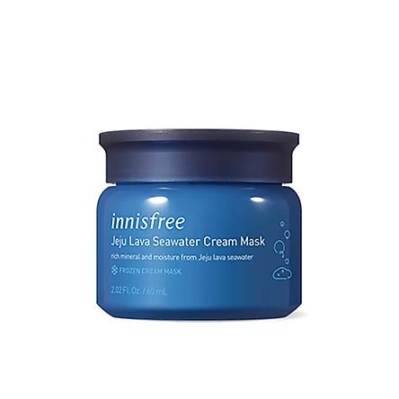 Kem Dưỡng Innisfree Jeju Lava Seawater Cream Mask 60ml