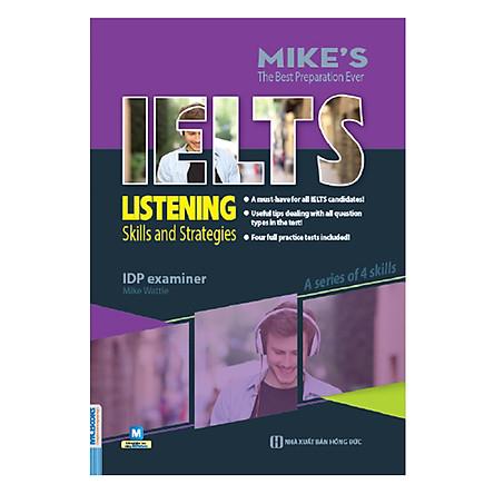 Ielts Listening-Skills And Strategies (Bộ Sách Ielts Mike)