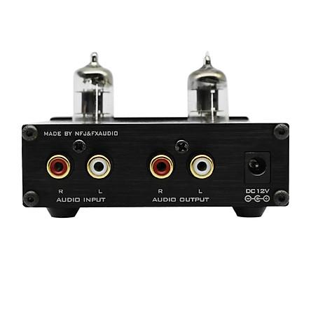 Bộ Khuếch Đại Âm Thanh Mini FX-AUDIO TUBE-03 Đen