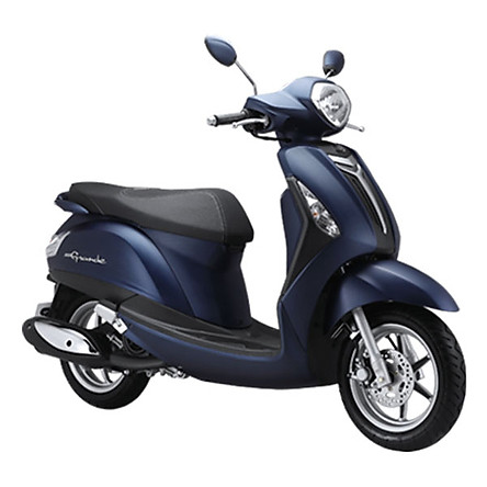 Xe Máy Yamaha Grande Premium - Xanh Nhám