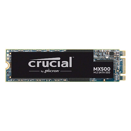 Ổ Cứng SSD Crucial CT250MX500SSD4 250GB Sata III M.2 - Hàng Chính Hãng