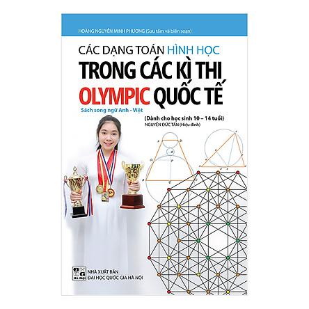 Các Dạng Toán Hình Học Trong Các Kỳ Thi Olympic Quốc Tế