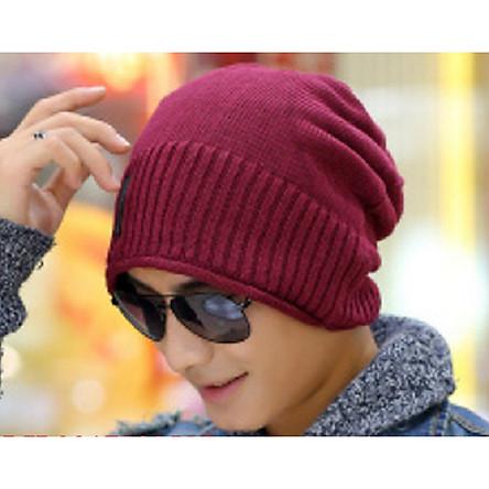 Mũ Len Nam Đẹp Nón Len Nam Thời Trang Hàn Quốc DONA201222101