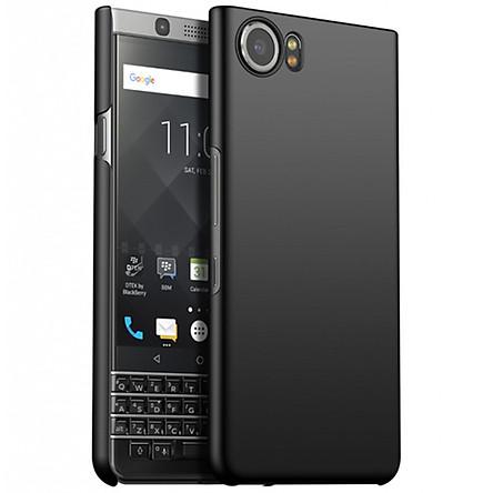 Ốp lưng nhựa Sikai dành cho BlackBerry Keyone - Đen