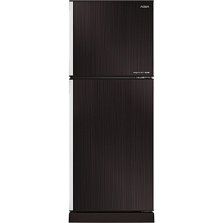 Tủ Lạnh Inverter Aqua AQR-I227BN-DC (204L) - Nâu Ánh Kim - Hàng Chính Hãng