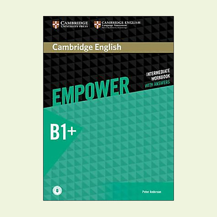 Cambridge English Empower Intermediate Workbook with Answers with Downloadable Audio: Intermediate