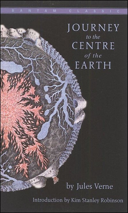 Bantam Classic : Journey to the Center of the Earth (Extraordinary Voyages Series)
