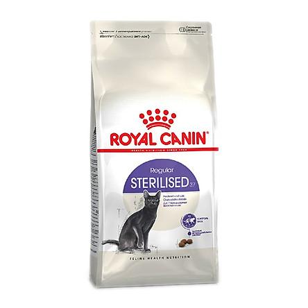 Thức Ăn Cho Mèo Triệt Sản Royal Canin Sterlised (2kg)