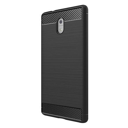 Ốp Lưng Dành Cho Nokia 3 Chống Sốc Dẻo - Hàng Nhập Khẩu
