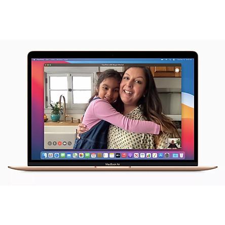 Laptop Macbook Air M1 13.3 inch 2020 (Chip M1 8-Core CPU / 8GB / 256GB SSD)- Hàng Chính Hãng