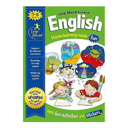 Leap Ahead: 7-8 Years English