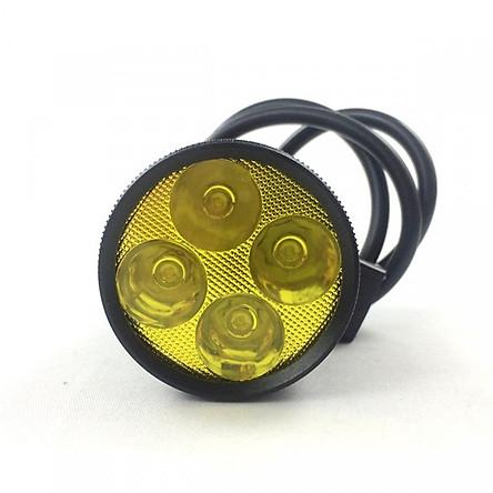 Đèn pha Led trợ sáng L4 vàng 30W