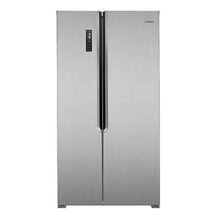 Tủ Lạnh Side By Side Malloca MF-517SBS (517L) - Hàng chính hãng