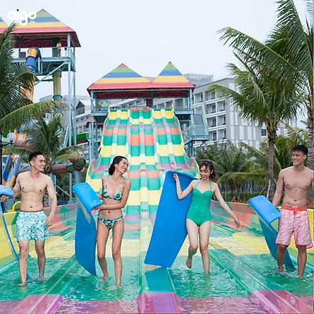 Gói 3N2Đ Vinpearl Vinoasis Resort | 04 Bữa ăn + Vui chơi Vinwonder & Safari - Tặng voucher trị giá 1,200k/phòng dành cho 02 người