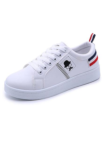 Giày thời trang nữ thể thao đế bằng Rozalo RW65518