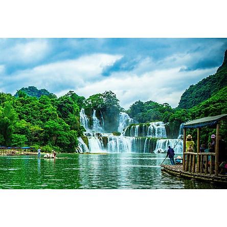 Tour du lịch Cao Bằng - Ba Bể - Bản Giốc 3N2Đ