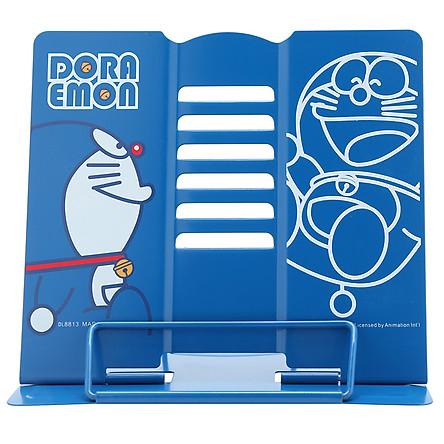Giá Kẹp Sách, Đỡ Sách, Đọc Sách Chống Cận - Doraemon (21 x 17 x 14cm)