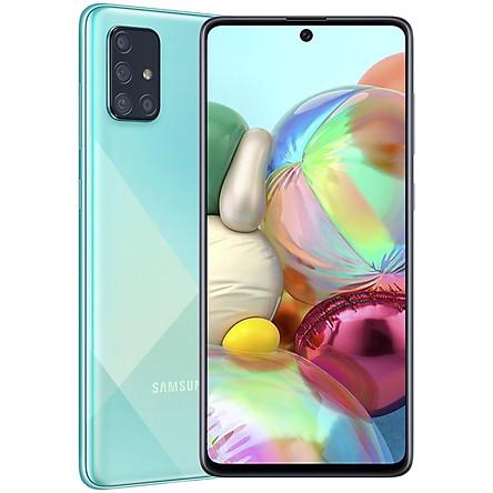 Điện Thoại Samsung Galaxy A71 (128GB/8GB) - Hàng Chính Hãng