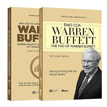 Combo sách Warren Buffett