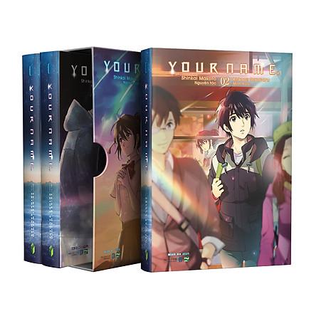 Boxset Your Name - Phiên Bản Manga