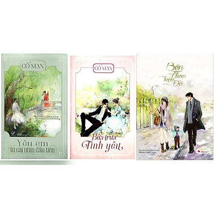 Combo 3 cuốn tiểu thuyết ngôn tình hay nhất : Bữa Trưa Tình Yêu (Ấn Bản Kỷ Niệm) - Bổ Sung 5 Ngoại Truyện + Yêu Em Từ Cái Nhìn Đầu Tiên + Bên nhau trọn đời