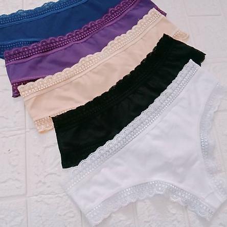 Combo 10 quần lót nữ thun lạnh lọt khe MQ368