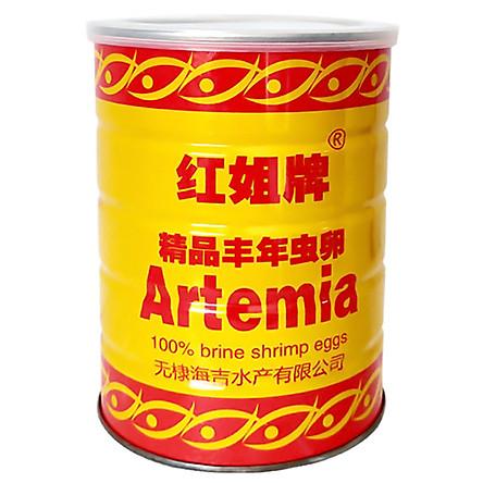 Artemia Ấp Nở Lon Vàng - Thức Ăn Cho Cá Cảnh (425g)