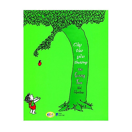 Sách - Cây táo yêu thương - The giving tree (song ngữ Anh-Việt)