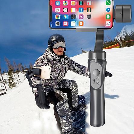 Tay cầm chống rung 3-Asix Handheld Gimbal H4 cho điện thoại IOS, Android