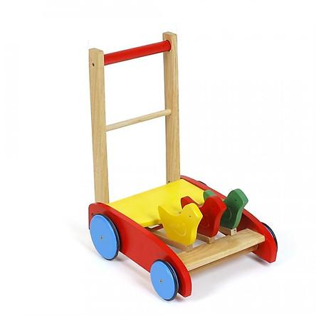 Xe gỗ tập đi cho bé SRV8800