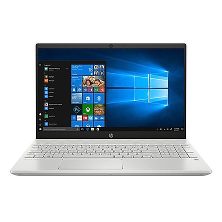 Laptop HP Pavilion 15-cs3014TU 8QP20PA (Core i5-1035G1/ 4GB DDR4 2666MHz/ 256GB PCIe NVMe/ 15.6 FHD IPS/ Win10) - Hàng Chính Hãng