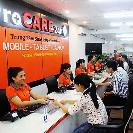 Procare24H - Dịch Vụ Thay Loa Trong iPhone 8