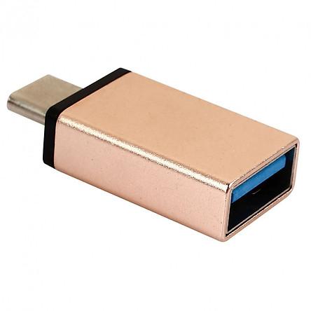 Đầu Chuyển USB Type C To USB 3.0 Female ( UC-358 )