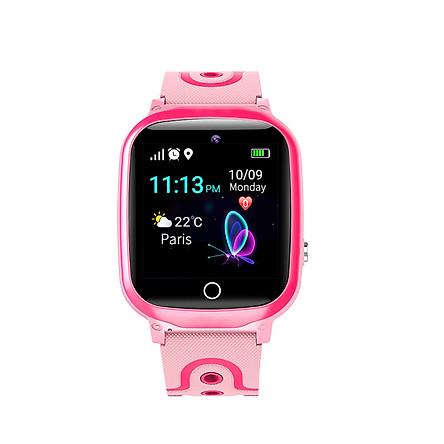 Đồng hồ thông minh định vị trẻ em GQ13 độ chính xác cao, có camera - Hàng chính hãng