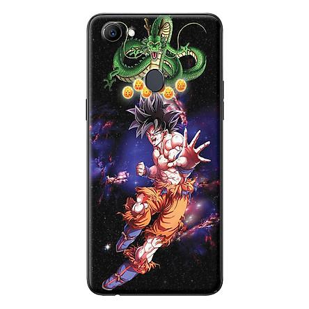 Ốp Lưng Dành Cho Oppo F7 - Sogoku, Rồng Và 7 Viên Ngọc Rồng