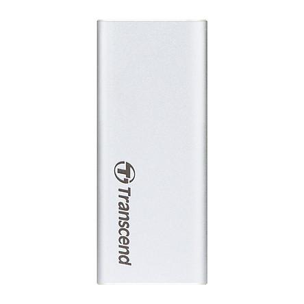 """Ổ Cứng Di Động SSD Transcend ESD240C 120GB 2.5"""" USB Type C - TS120GESD240C - Hàng Chính Hãng"""