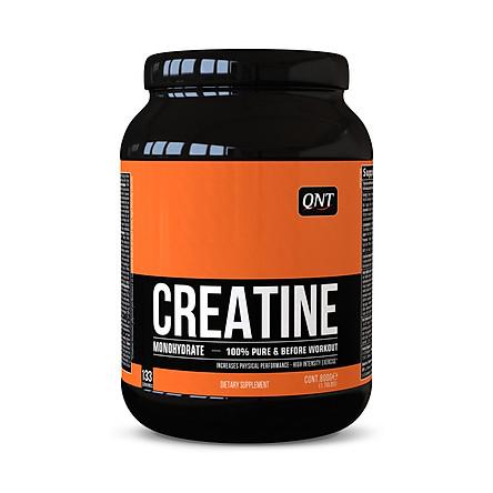 Thực phẩm bổ sung Creatine Monohydrate 800g hiệu QNT (QNT Creatine Monohydrate 800g)