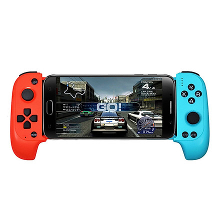 Wireless Bluetooth Game Controller Telescopic Gamepad Joystick for Samsung Xiaomi Huawei Android Phone PC
