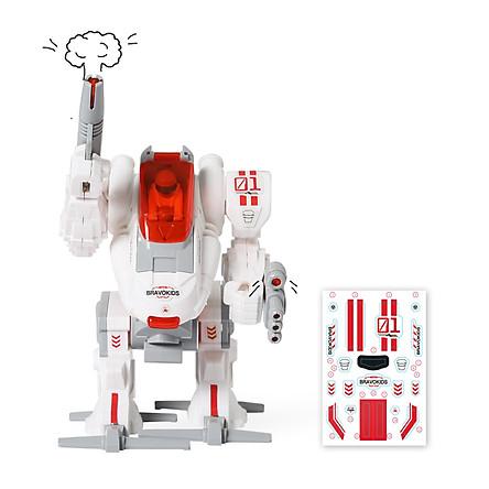 Xiaomi Bravokids DIY Robot Builder DIY Building Blocks Electric DIY Toys Set Puzzle Assembly Toy Model  Kids Boy Girls