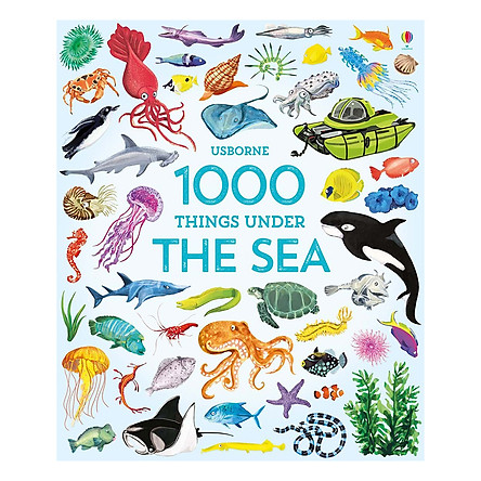 Usborne 1000 Things Under The Sea