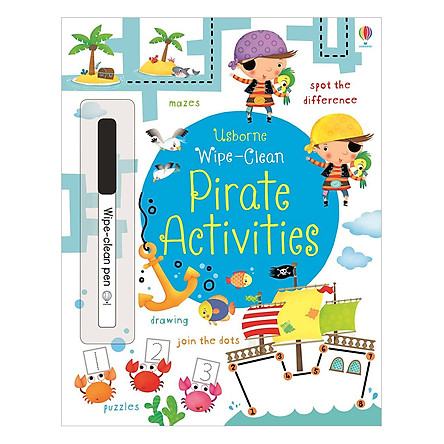 Usborne Pirate Activities