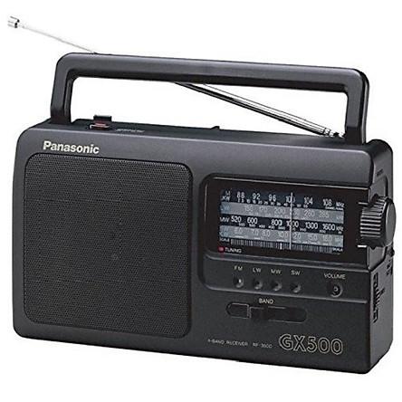 Đài máy di động Radio Panasonic RF-3500 -Hàng chính hãng