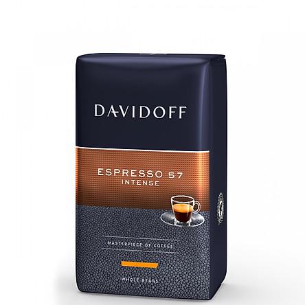 Cà phê nguyên hạt hạng sang Davidoff Café - Espresso 57 - 500g