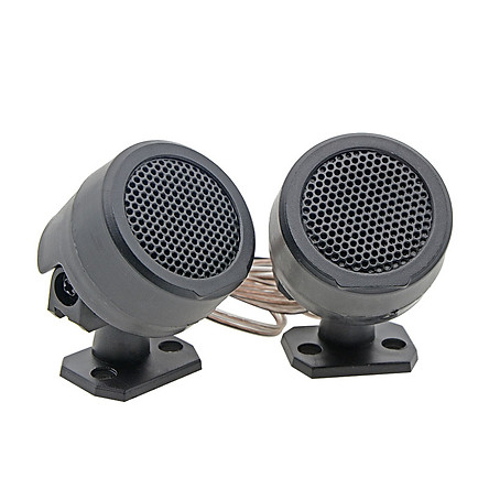 2PCS 500W Pre-Wired Tweeter Speakers Car Audio System
