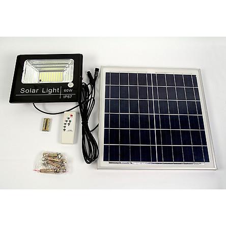 Đèn LED năng lượng mặt trời Tcare JD 8860 - 60W