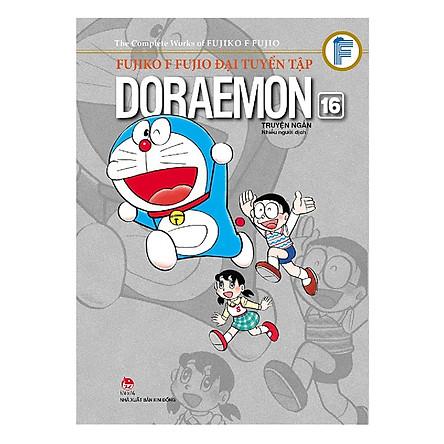Fujiko F Fujio Đại Tuyển Tập - Doraemon Truyện Ngắn - Tập 16